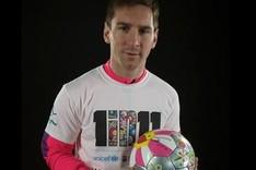 Messi es la imagen de '1 in 11'