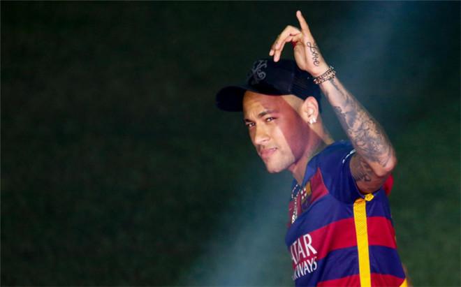 Neymar, estrella del FC Barcelona