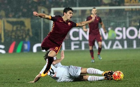 La Roma pas� por encima del Carpi, asegurando los tres puntos en la recta final del choque