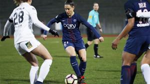 Vero Boquete vuelve a Barcelona con el objetivo de dar un paso más hacia la final de Cardiff