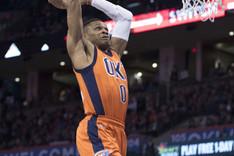Westbrook sigue con su racha