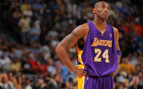 Kobe Bryant no estuvo inspirado
