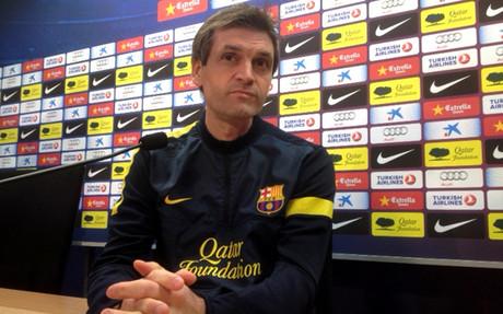 Tito Vilanova alertó del peligro del Athletic