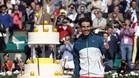 Nadal celebró su cumpleaños sobre la tierra batida de Roland Garros