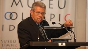 Ruben Peris, presidente de la Volta a Catalunya