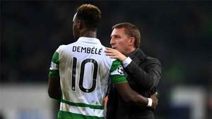 Rodgers convenció a Dembelé