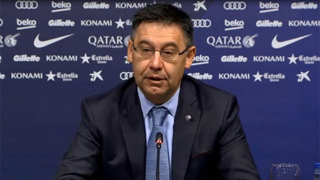 Comunicado del Barça en defensa de Leo Messi (ES)