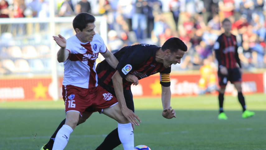 Video resumen Reus - Huesca (0-1). Jornada 33, Liga 1|2|3 16-17