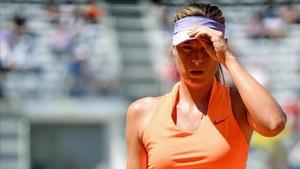 Maria Sharapova respondió en las redes a la decisión de la FFT