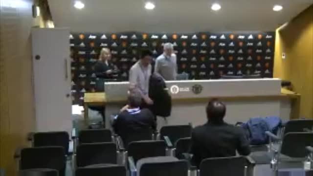La rueda de prensa más corta de Mourinho: ¡10 segundos!