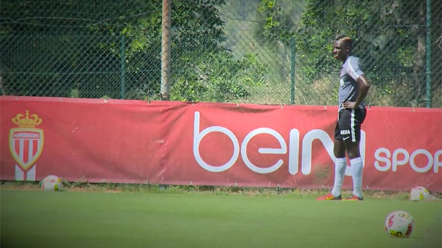 La calidad de Benjamin Mendy en los entrenamientos del Mónaco