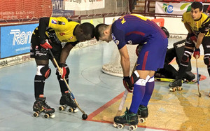 El Barça Lassa se vio superado por la efectividad de su rival