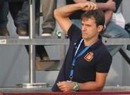 Alejandro Dom�nguez, orgulloso de sus jugadoras