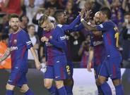 E Barça presentará un equipo de gala en Lisboa