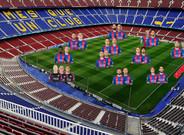 El FC Barcelona 2016-17 cuenta con una plantilla completa y compensada en todas las l�neas