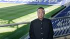 Chen Yansheng, presidente y m�ximo accionista del Espanyol