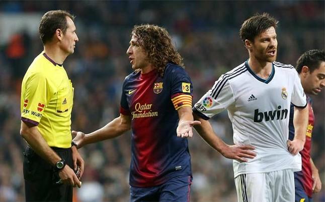 Clos Gómez apunta al Real Madrid-Barça de Liga   barca ...