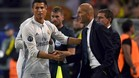 Zidane 'vota' por Cristiano para el Bal�n de Oro