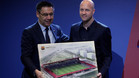 """""""La historia Barça-Cruyff no acaba aquí; durará toda la vida"""""""