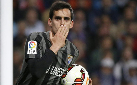 """Juanmi: """"El árbitro no ha estado acertado, se ha decantado por los de casa"""""""