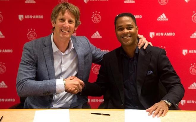 Kluivert vuelve al Ajax como t�cnico