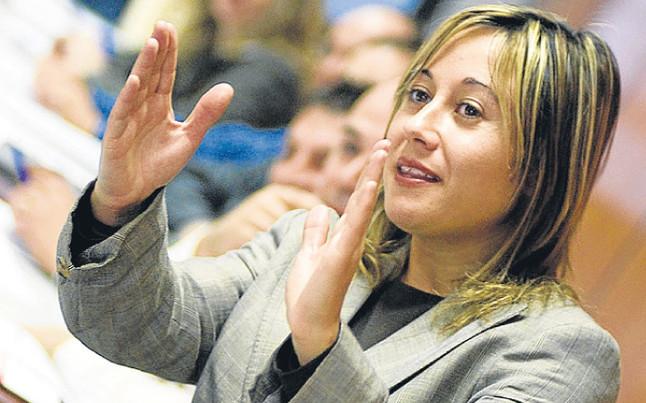 """M�nica Mendoza: """"El Bar�a, como Apple, es un producto que se vende solo"""""""