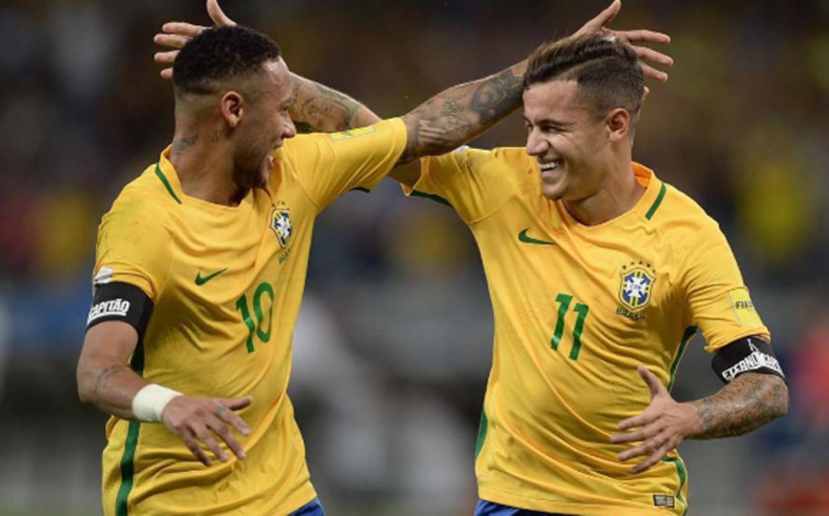 Futbol Club Barcelona >> Neymar - Coutinho: A partnership for Barcelona?