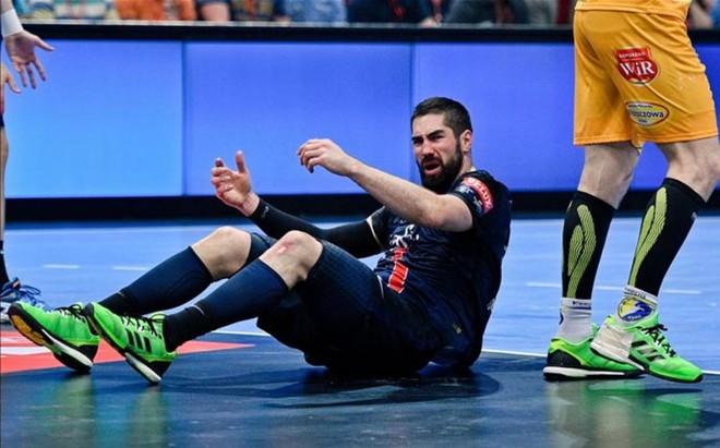 Nikola Karabatic naufrag� en las semifinales de la Champions ante el Kielce