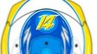 El nuevo casco de Alonso