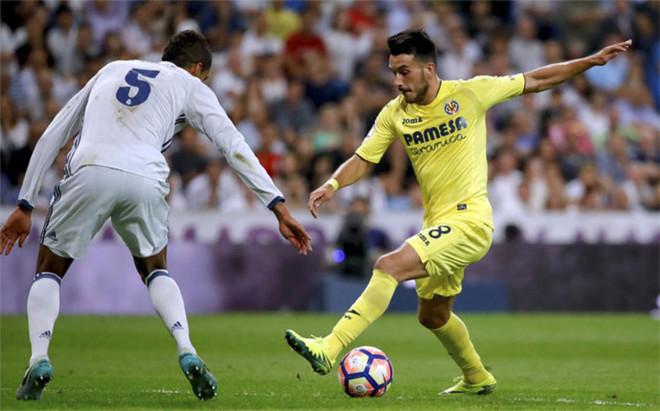 Sansone, jugador del Villarreal