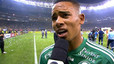 Santos president criticises Palmeiras for their handling of Gabriel Jesus