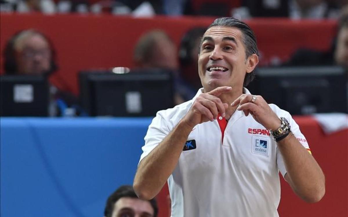 Scariolo no descarta a Marc Gasol para los Juegos Ol�mpicos