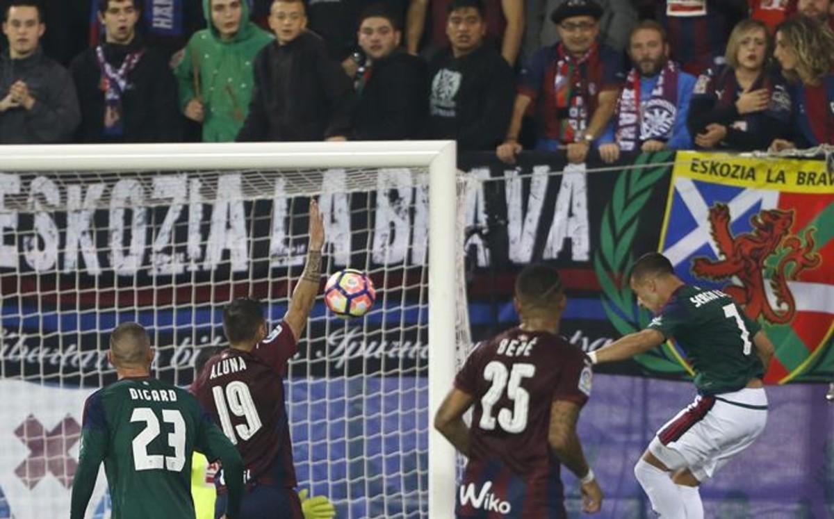 Osasuna toma aire pese a encajar el gol más rápido de la Liga