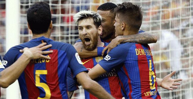 Video resumen Valencia - FC Barcelona (2-3). Jornada 9, Liga Santander 2016/17