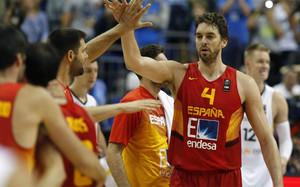 Gasol liderará a España en los Juegos Olímpicos de Río