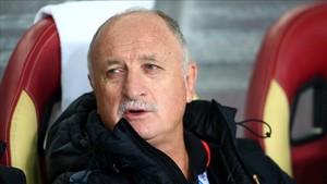Scolari está muy cerca de ganar su tercer Superliga china