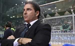 Xavi Pascual y el Panathinaikos afrontan el tercer partido de la serie