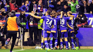 Alaves reaching Copa del Rey