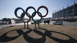 Las sedes olímpicas en Pyeongchang van cogiendo forma