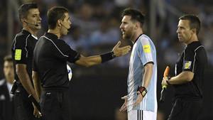 La sanción de la FIFA a Messi es de una desproporción absoluta