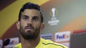 Musacchio se convierte en la primera baja del Villarreal de cara a la próxima temporada