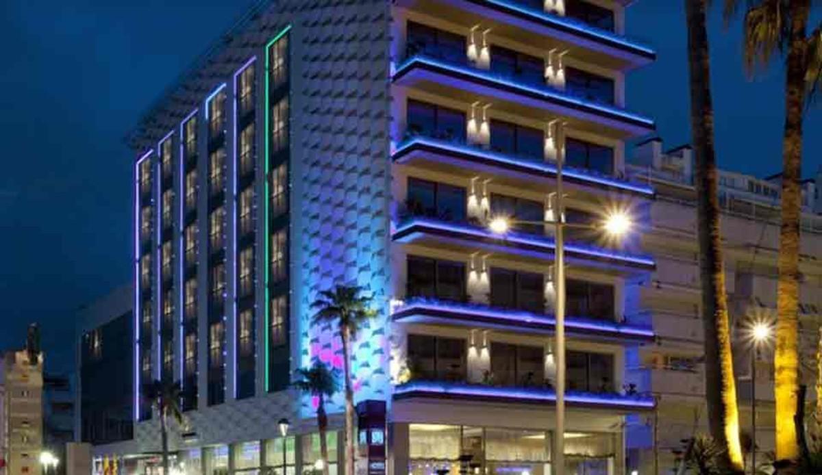 המלון של ליאו מסי
