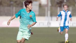 Lee espera en Corea noticias del Barça
