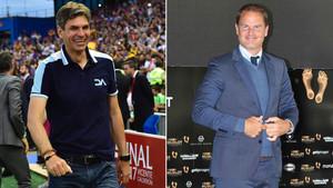 Pellegrino y De Boer apuntan a la Premier