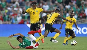 Jamaica eliminó a México