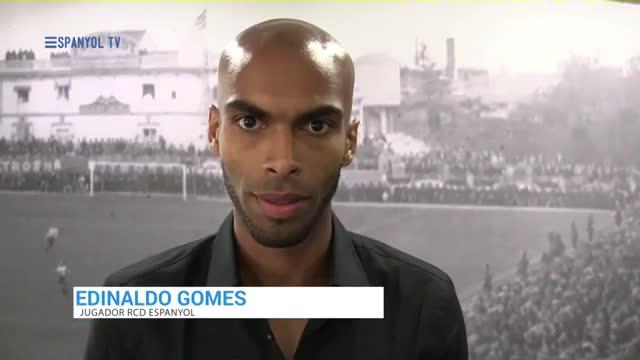 Naldo, nuevo jugador del RCD Espanyol