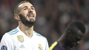 Benzema lamentó las ocasiones perdidas ante el Tootenham