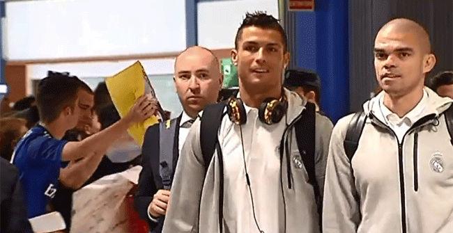 Mega: Sergio Ramos y Cristiano Ronaldo piden a Florentino P�rez dejar el Real Madrid