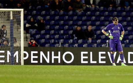 Casillas encaj� un gol a los 10 segundos de partido