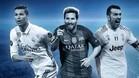 Cristiano, Messi y Buffon están en el equipo ideal de la Champions League 2016 / 2017